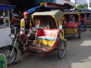 Bentor Medan dan Aceh