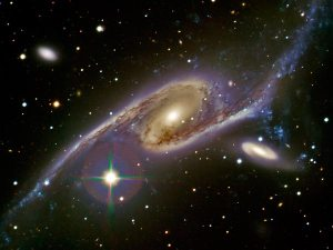 Interacting Galaxies, Galaxy Tango