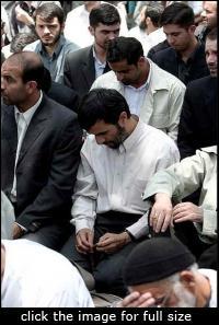 Presiden Iran yang sangat Merakyat