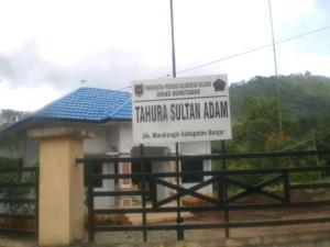 Kantor Tahura Sultan Adam