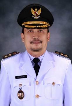 Wakil Bupati Hulu Sungai Tengah. Faqih Jarjani