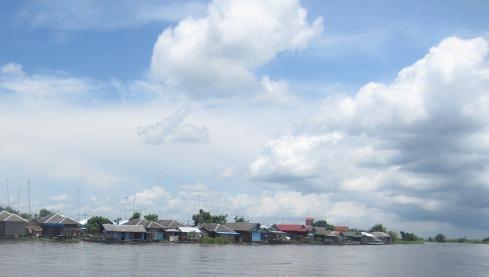 Kota Bajayau (sumber : Pribadi)